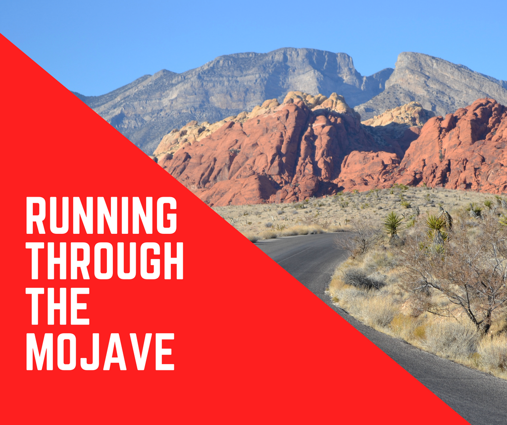 Running through the Mojave with Fitboxr