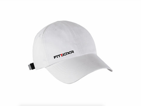 Ventilate Sports Cap - White