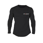 Trainer TECH-FIT™ L/S Tee - Black