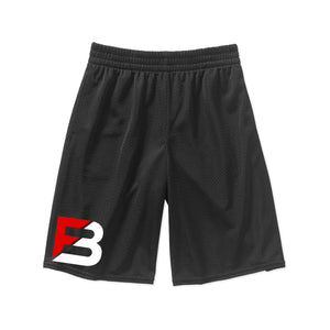 Performance Gym Short - Black