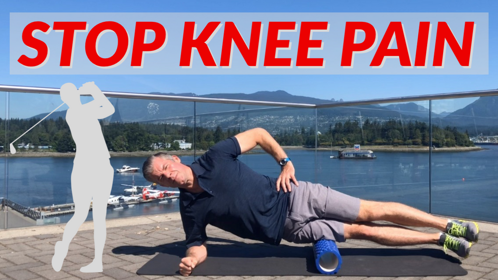 Stop Knee Pain (RAPID RESULTS!)