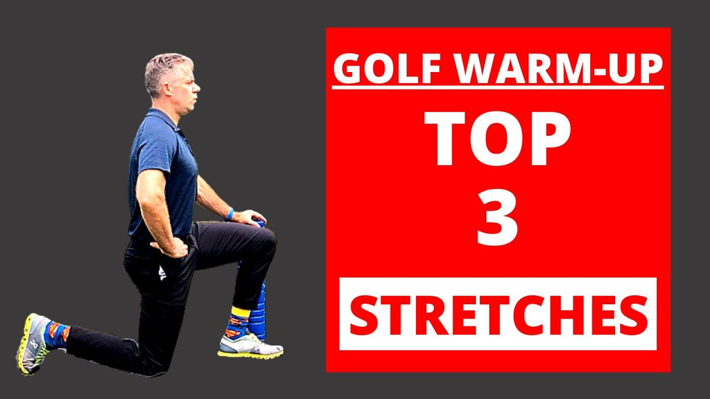Best Stretches for Golf (BEFORE A ROUND)