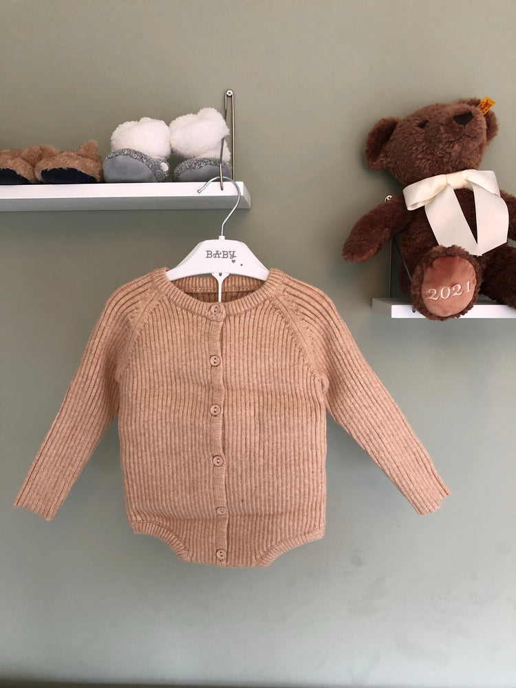 Boy / girl Thick Knitted Cardigan