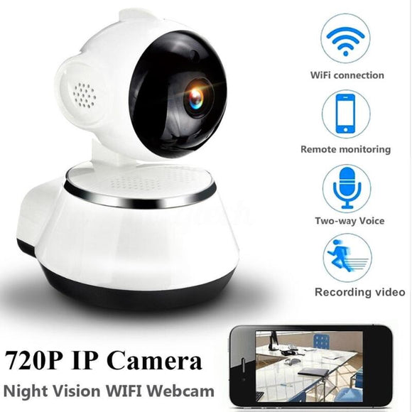 720P HD Wireless Wifi Home Security Surveillance Camera