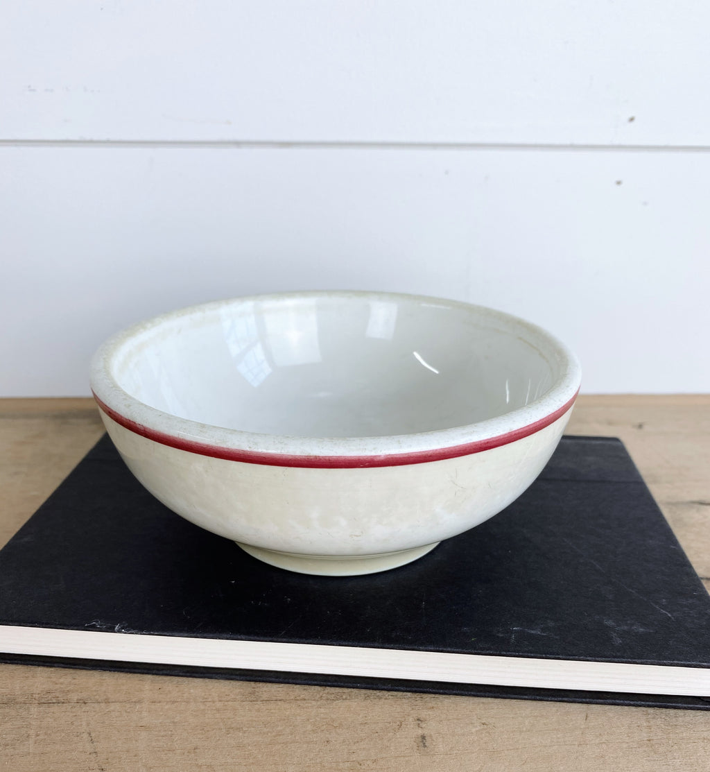 Vintage Homer Laughlin Ironstone Bowl