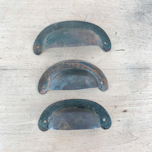 Set of Three Drawer Pulls