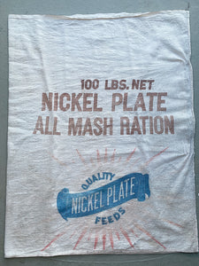 Nickel Plate Seeds Sack Cloth