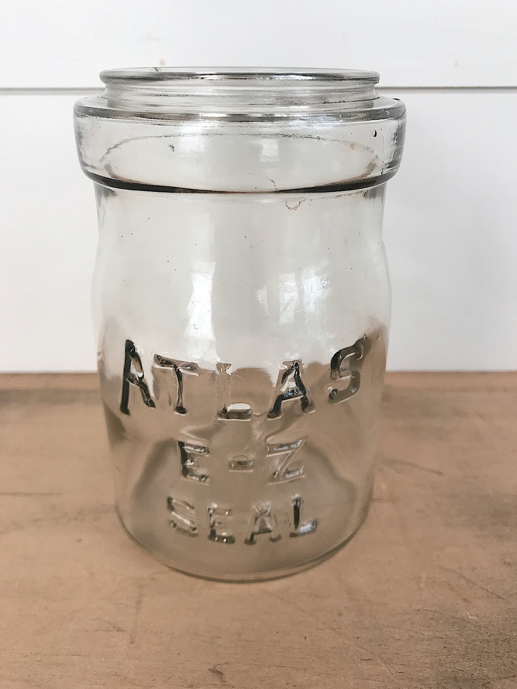 Vintage Atlas EZ Seal Jar
