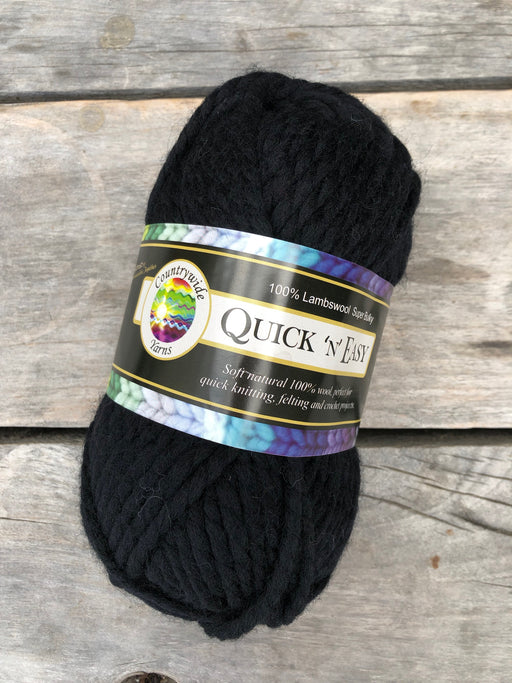 Quick and Easy by Countrywide yarns