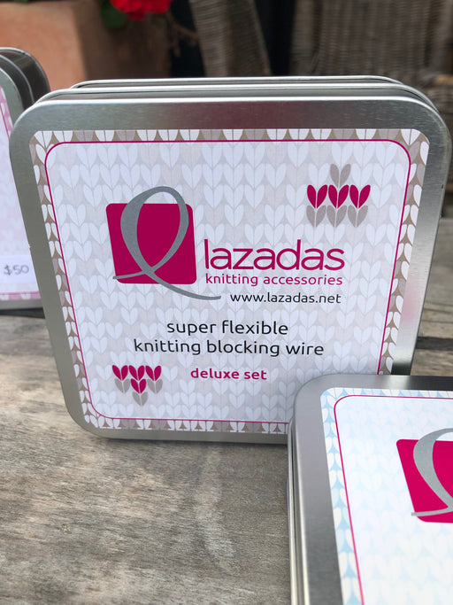 Lazadas Blocking wires