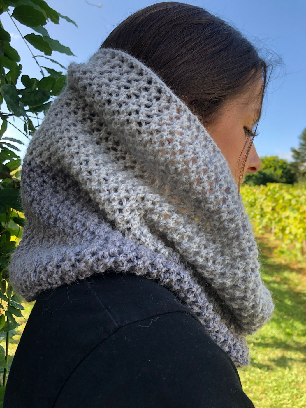 Two Colour Cowl