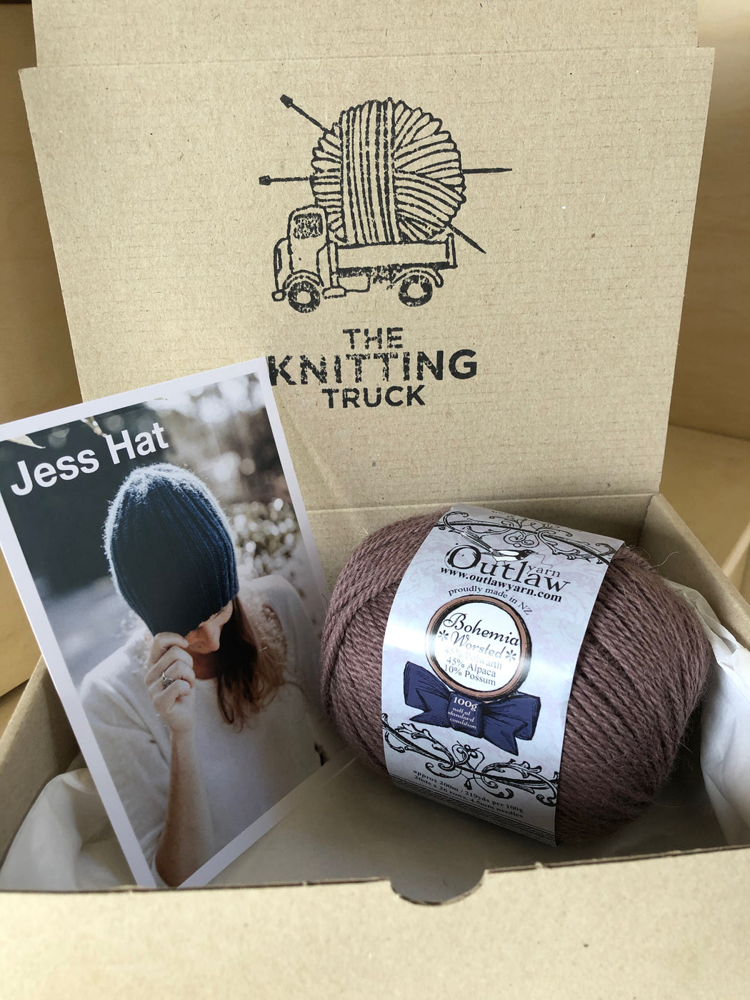 Jess Hat Kit