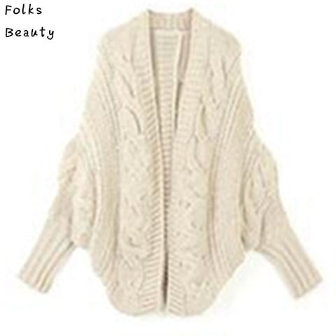Winter Knitted Cardigan
