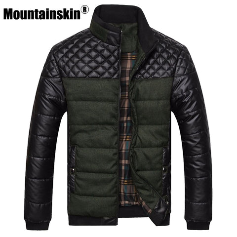 Mountainskin Brand Casual Coats