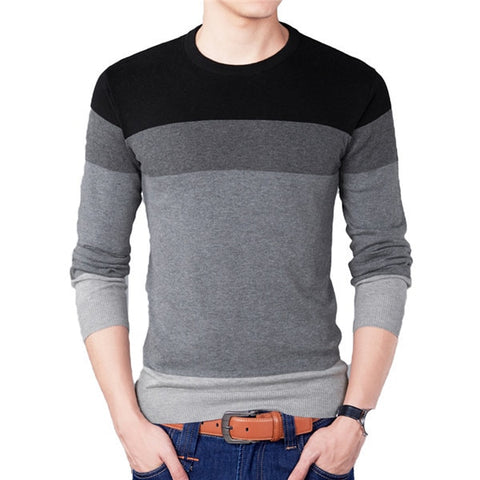 Slim Fit Sweaters