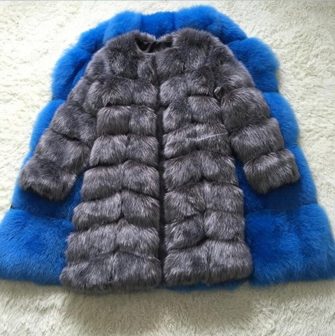 New Medium Long Coat