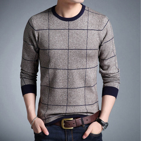 O-neck Casual Sweater