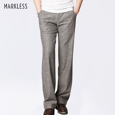Markless Men Pants