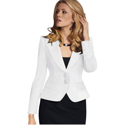 Short Women Blazer