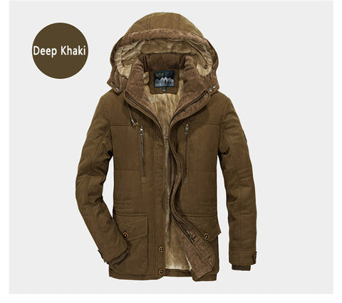 Windproof Coat