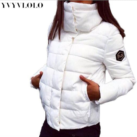 Wadded Winter Jacket