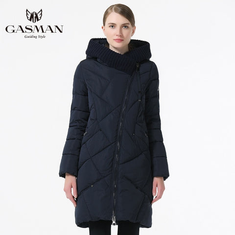 Hooded Women Parkas Coats
