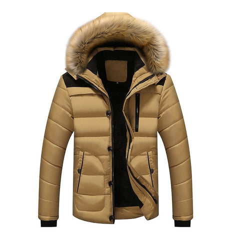 Winter Warm Jacket