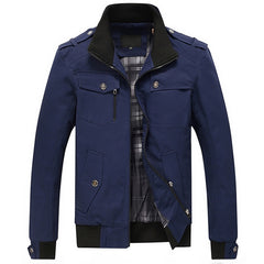 Mountainskin Brand Casual Men's Jacket
