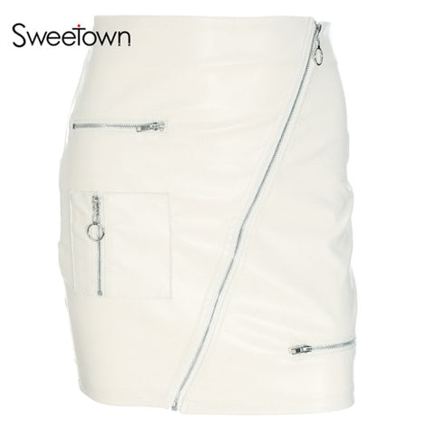 Sweetown Style Skirts