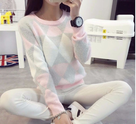Casual Ladies Sweater