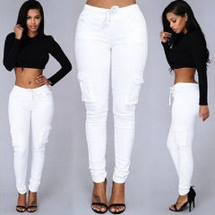 High Elastic Pants