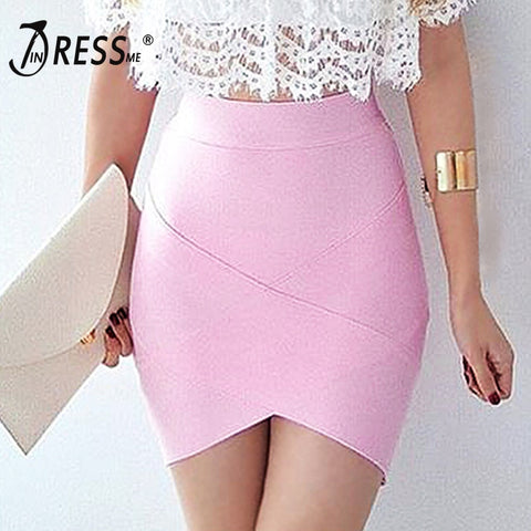 Mini Elastic Skirts
