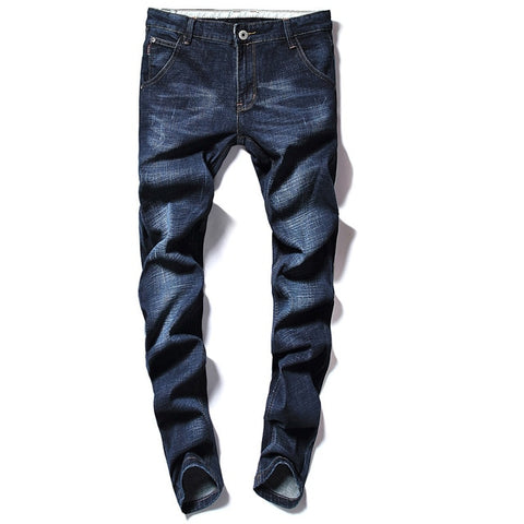 Stretch Denim Pants