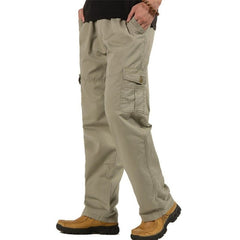 Plus Size Cargo Pants