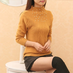 Autumn-Winter Slim Sweater