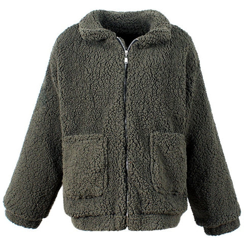 Zipper Coat