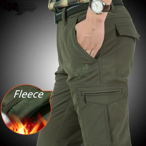 Windproof Warm Waterproof Pants