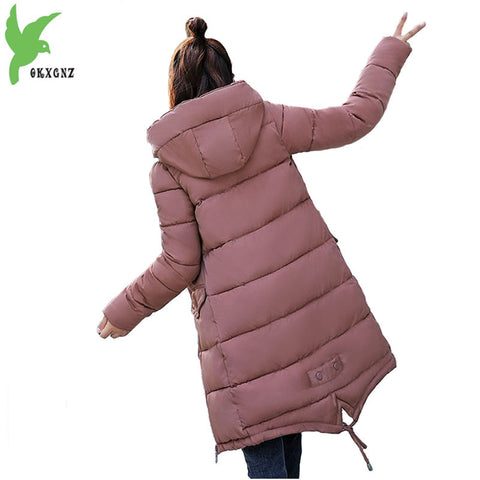 Students Cotton Padded Coat