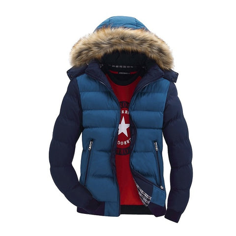 Cotton Padded Coat
