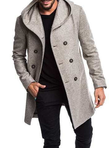 Formal Casual Winter Coat