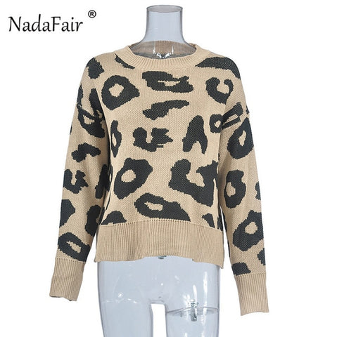 Nadafair Sweater
