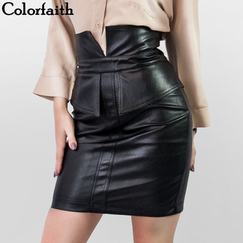 Colorfaith New 2019 Skirt