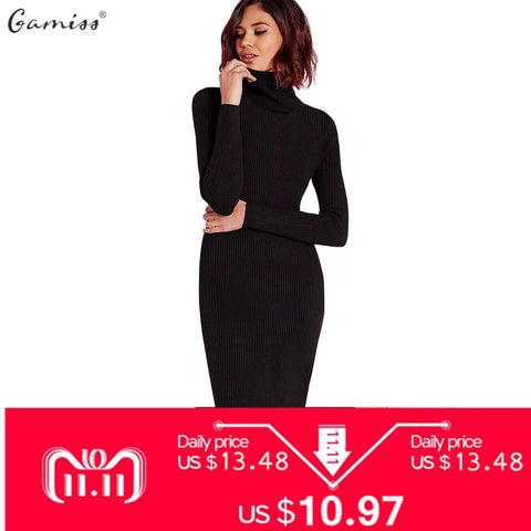Gamiss Knitted Dresses