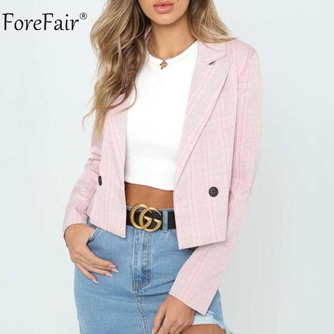 Forefair Fashion Blazers