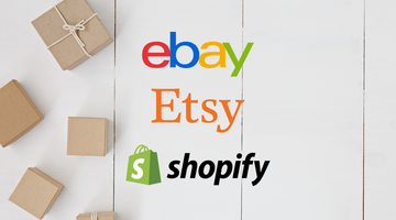 A Complete Guide to Ecommerce Shipping: eBay, Etsy and Shopify