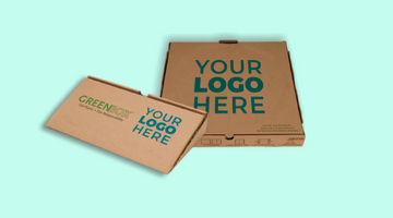 Brandable Box partners with GreenBox recycled pizza box company