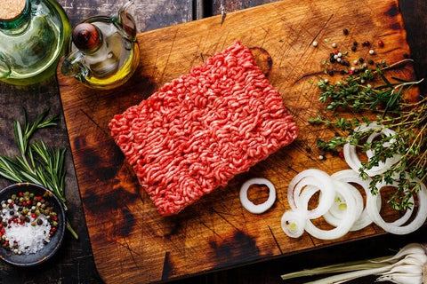 Heartstone Farm 100% grass-fed ground beef