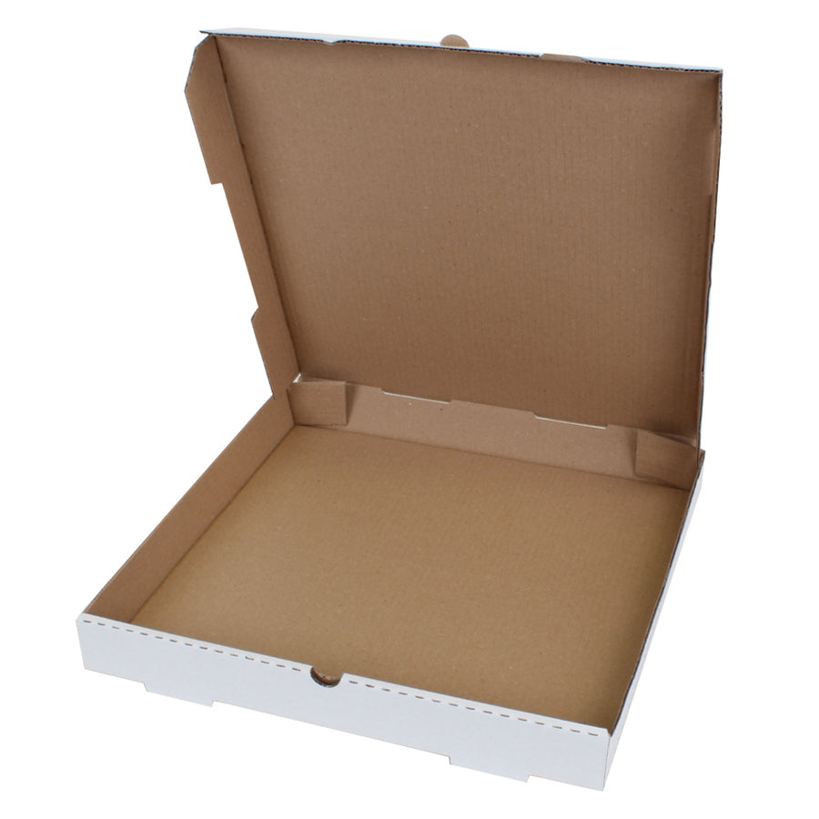 White Custom Pizza Box 12 x 12 x 2
