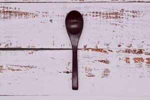 Ebony Wood Spoon