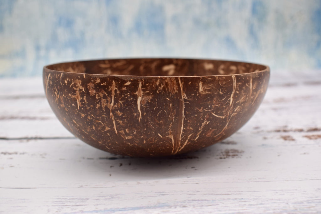 Jumbo Natural Coconut Bowl